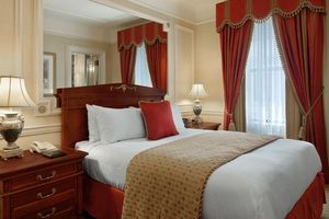 The Fairmont Copley Plaza Boston Guest Room